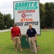 Caskey's Mower Shop, Gravely, eXmark, Stihl, Dixie Chopper