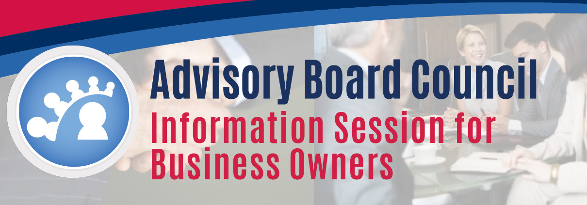 Orange County, Advisory Board, Small Business, Consulting