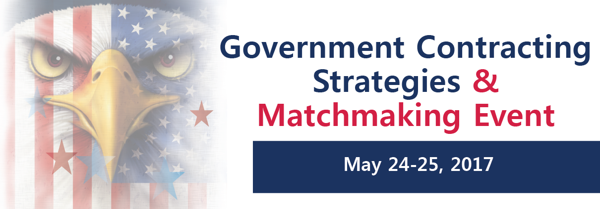 Government Contracting Strategies & Matchmaking Event