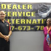 Alex Aviles; Pauline Davis; Dealer Service Alternative;