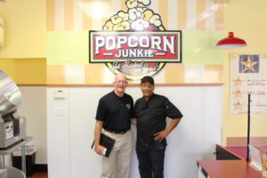 Popcorn Junkie, FSBDC at UCF, Lake County, Small Business