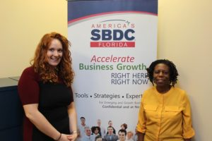 FSBDC at UCF, TSecrets, Florida, Irma, Bridge Loan, Pauline Davis, Disaster Recovery