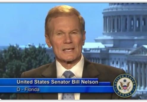 Bill Nelson, Senator, Florida