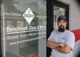 Benchmark Glass & Mirror, Palm Coast, FSBDC, Business Consulting
