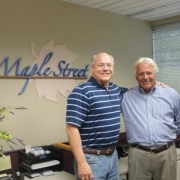 Maple Street, Mike Crofts, Roger Greenwald, FSBDC