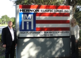 Hernon Manufacturing, Jill McLaughlin, Business Consulting