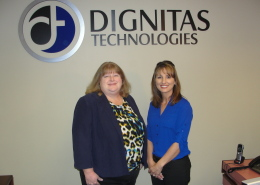 Dignitas Technologies, Advisory Board Council, FSBDC, Business Consulting, Elizabeth Burch