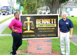Bennett Law Center, FSBDC - Lake County, Stan Austin
