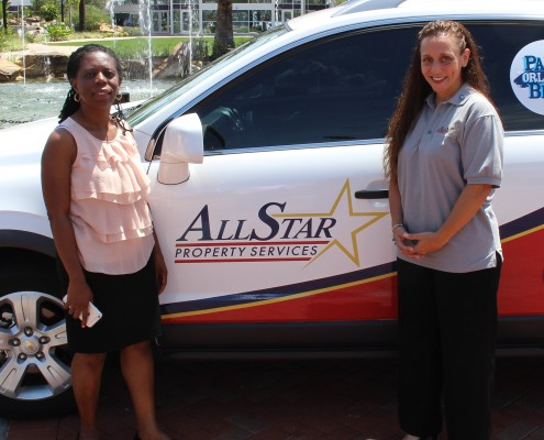 Pauline Davis, Michele Daniele, All Star Property Services, Small Business, Consulting