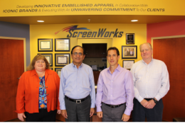 ScreenWorks USA, FSBDC, Business Consulting