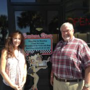 Daytona Diner; Van Canada; Linda Toffolon; FSBDC; Small Business Development Center