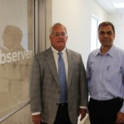 FSBDC, DSC, John Walsh, The Observer