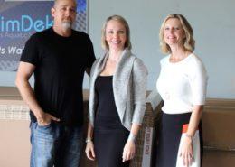SeaDek, Hyperform, Jill McLaughlin, Jason Gardner, Serenity Gardner