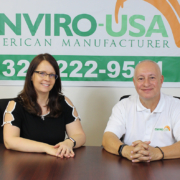 Enviro USA Manufacturing's Jennifer and Luis Vargas