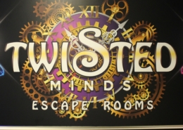 Twisted Minds Escape Rooms in Palm Coast Florida