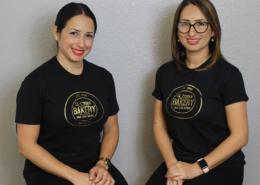 Jasmarie Rosa and Brenda Rosa