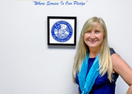 Shelley Powell, Owner of Covenant Cleaning Services